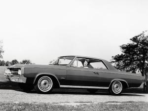 1964 Oldsmobile F-85 Cutlass Holiday Coupe